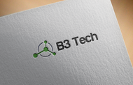 B3 Tech Logo - Entry #78