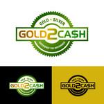 Gold2Cash Logo - Entry #28