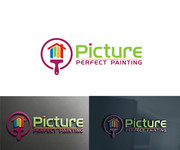 Picture Perfect Painting Logo - Entry #95