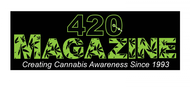 420 Magazine Logo Contest - Entry #47
