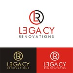LEGACY RENOVATIONS Logo - Entry #138