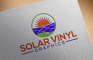 Solar Vinyl Graphics Logo - Entry #233