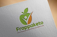 Frappaketo or frappaKeto or frappaketo uppercase or lowercase variations Logo - Entry #27