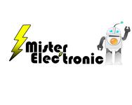 Mister Electronic Logo - Entry #61