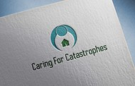 CARING FOR CATASTROPHES Logo - Entry #63