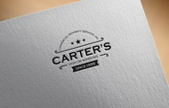 Carter's Commercial Property Services, Inc. Logo - Entry #197