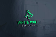 White Wolf Consulting (optional LLC) Logo - Entry #220