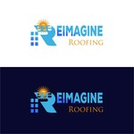 Reimagine Roofing Logo - Entry #180