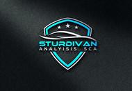 Sturdivan Collision Analyisis.  SCA Logo - Entry #191