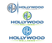 Hollywood Wellness Logo - Entry #107