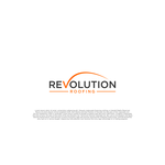 Revolution Roofing Logo - Entry #358