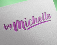 by MICHELLE Logo - Entry #41