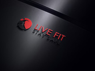 Live Fit Stay Safe Logo - Entry #193