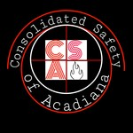 Consolidated Safety of Acadiana / Fire Extinguisher Sales & Service Logo - Entry #173