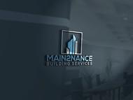 MAIN2NANCE BUILDING SERVICES Logo - Entry #147