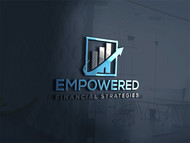 Empowered Financial Strategies Logo - Entry #195