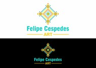 Felipe Cespedes Art Logo - Entry #12