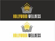 Hollywood Wellness Logo - Entry #168