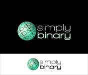 Simply Binary Logo - Entry #94
