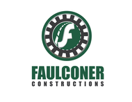 Faulconer or Faulconer Construction Logo - Entry #337