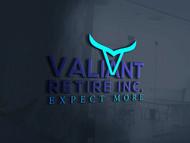 Valiant Retire Inc. Logo - Entry #260