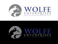 WOLFE ENTERPRISES Logo - Entry #3