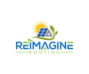 Reimagine Roofing Logo - Entry #332