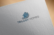 TRILOGY HOMES Logo - Entry #157