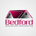 Bedford Roofing and Construction Logo - Entry #77