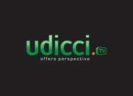 Udicci.tv Logo - Entry #42