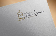 ellie's essence candle co. Logo - Entry #110