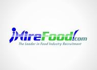 iHireFood.com Logo - Entry #150