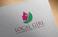 Local Girl Aesthetics Logo - Entry #185