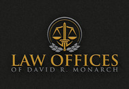 Law Offices of David R. Monarch Logo - Entry #219