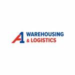 A1 Warehousing & Logistics Logo - Entry #195