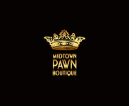 Either Midtown Pawn Boutique or just Pawn Boutique Logo - Entry #115