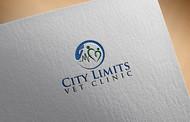 City Limits Vet Clinic Logo - Entry #352