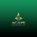 Agape Logo - Entry #183