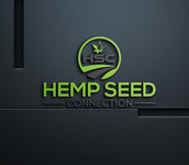 Hemp Seed Connection (HSC) Logo - Entry #178