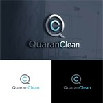 QuaranClean Logo - Entry #89