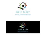 Note & Key Logo - Entry #38
