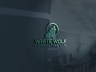 White Wolf Consulting (optional LLC) Logo - Entry #161