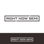 Right Now Semi Logo - Entry #183