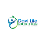 Davi Life Nutrition Logo - Entry #888
