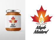 Maple Mustard Logo - Entry #53