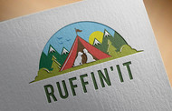 Ruffin'It Logo - Entry #61