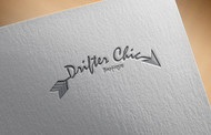 Drifter Chic Boutique Logo - Entry #209