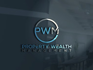 Property Wealth Management Logo - Entry #164