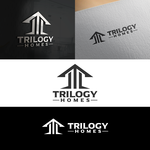 TRILOGY HOMES Logo - Entry #286