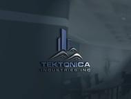 Tektonica Industries Inc Logo - Entry #123